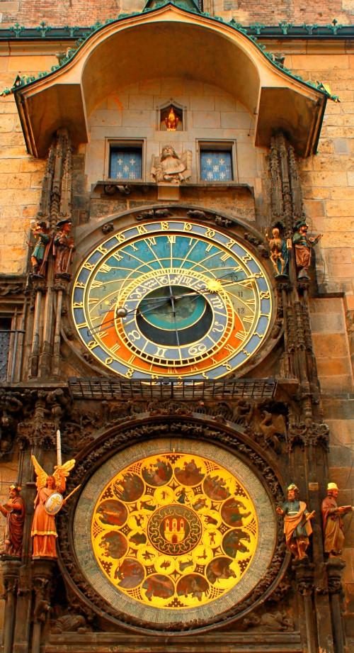Прага. Хранитель времени_foto