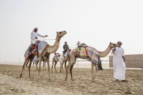 Золотые пески Абу-Даби_foto