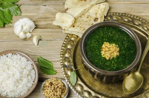Азербайджан. Кулинарный ковчег