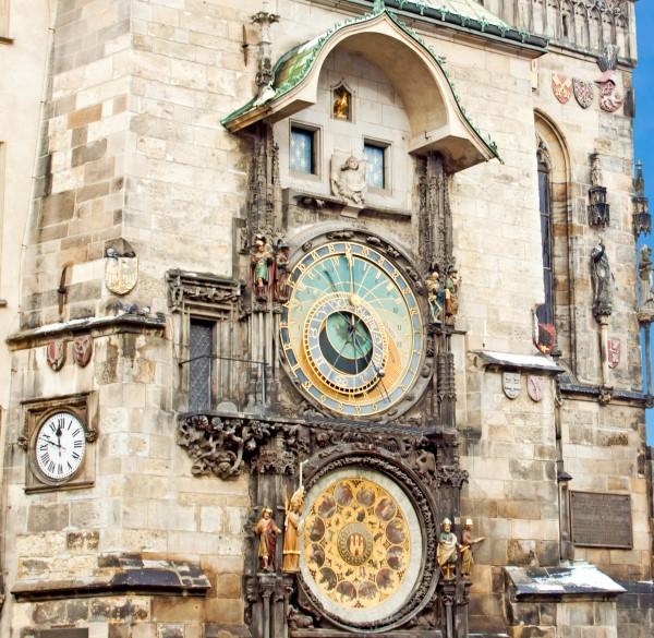 Прага. Хранитель времени