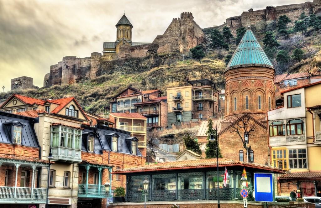 Колорит Тбилиси